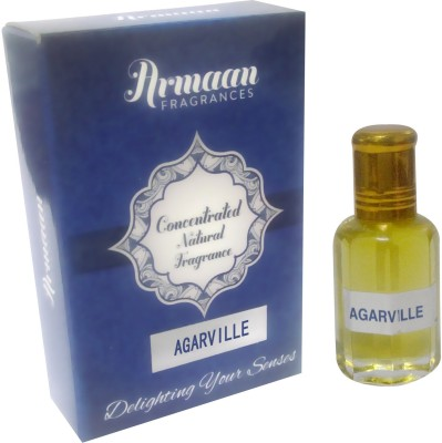 Armaan Agarville Natural Fragrance Floral Attar