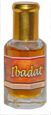 AMOR IBADAT Herbal Attar