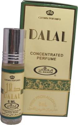 al-rehab Dalal Floral Attar