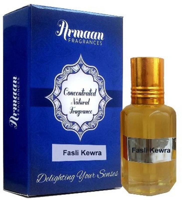 Armaan Fasli Kewra Herbal Attar(Shamana)
