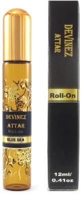 Devinez BLUE SEA- Roll On Herbal Attar