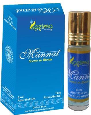 Kazima Perfumers Mannat Perfumes 8 ML Floral Attar