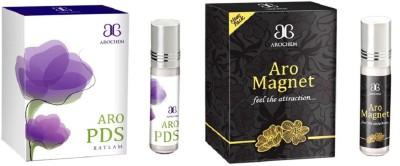 Arochem Aro Magnet Aro PDS Combo Floral Attar
