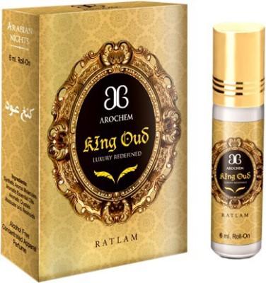 Arochem King Oudh Natural Eau de Parfum  -  10 ml