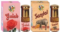 Hyderabad Perfumers 264 Floral Attar(Floral)