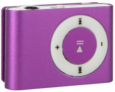 Mezire U SERIES-001 16 GB MP3 Player(Purple, 0 Display)
