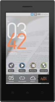 Cowon Z2 16 GB MP3 Player (Black, 3.7 inch Display)