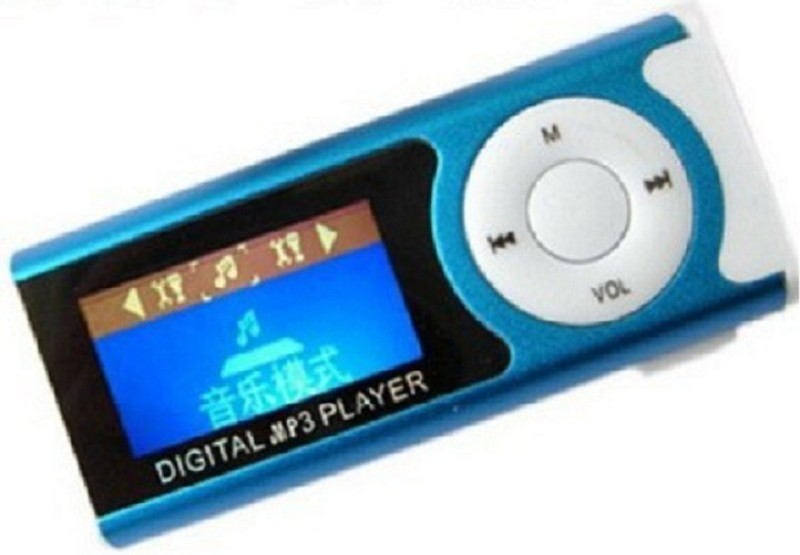 Suroskie RS-23 8 GB MP3 Player(Multicolor, 1.5 Display)