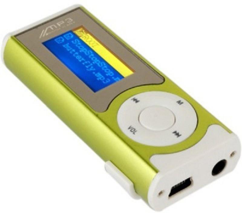 Suroskie Digital 16 GB MP3 Player(Green, 1.2 Display)