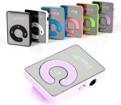 Microvelox mp3 player without display 16 GB MP3 Player(Multicolor, 0 Display)