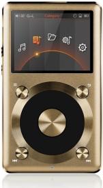 FIIO High Res Digital X3-2nd-Gen NA MP3 Player