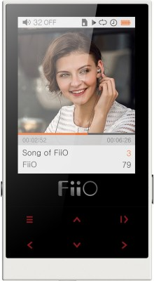 FiiO FiiO M3 2 GB MP3 Player at flipkart