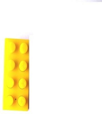 Pixxtech pixxpzlip10008 MP3 Player(Yellow, .5 Display)