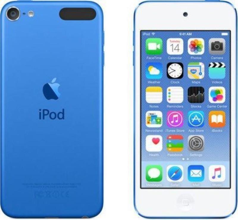 Apple iPod A1574 16 GB(Blue, 4 Display)