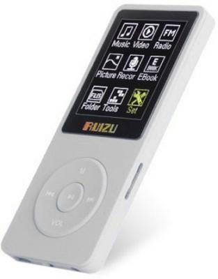 Gadget Hero's X02W 16 GB MP3 Player