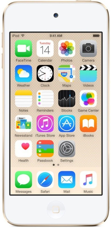 Apple iPod Touch 16 GB(Gold, 4 Display)