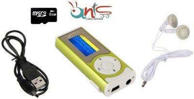 ANTS AT-015 8 GB MP3 Player