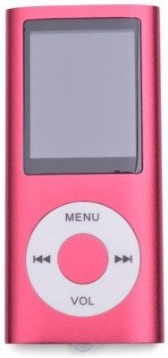 PTC Mart New Series MP4 Player(Pink, 1.8 Display)