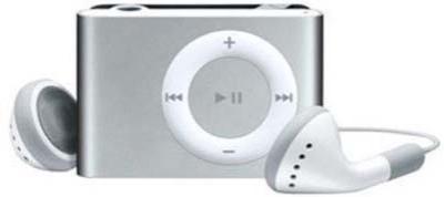 PTC Mart MP-31 8 GB MP3 Player(Silver, 2.4 Display)