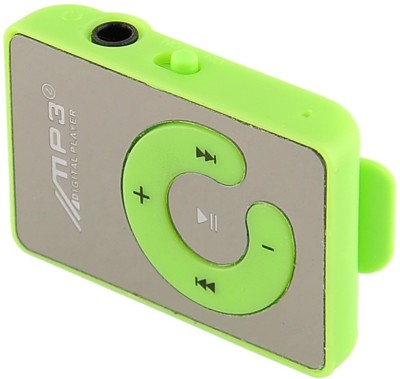 Sonilex gr001 16 GB MP3 Player(Green, 0 Display)