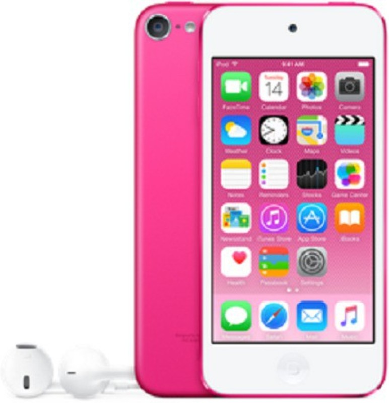 Apple iPod Touch 6th Generation, 2015 Edition, A1574 32 GB(Pink, 4 Display)