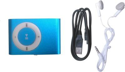 PTCMart Mp0003 MP3 Player(Blue, 0 Display)