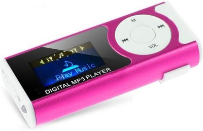 Soroo SR-888 32 GB MP3 Player(Metalic Red, 1.2 Display)