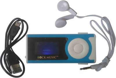 PTCMart MP01256 MP3 Player(Blue, 1.5 Display)