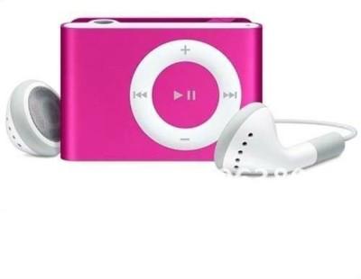"VibeX â""¢ Turbo Boostâ""¢ Clamp Mini Audio ShuffleWith TF Slot 8 GB MP3 Player"