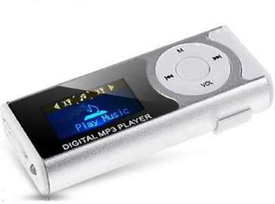 Advanteck Digital Display 8 GB MP3 Player(Silver, 1.5 Display)