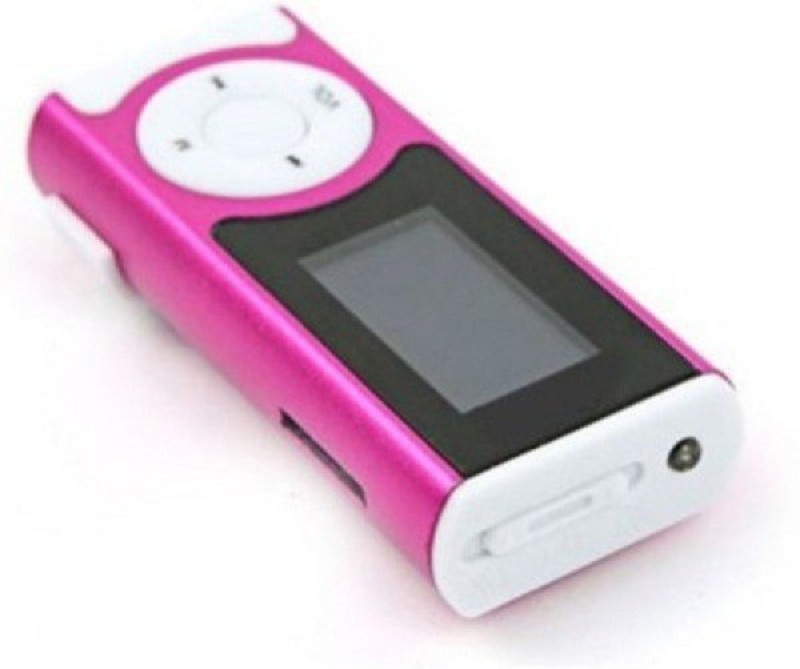 Advanteck Digital Display 8 GB MP3 Player(Pink, 1.5 Display)