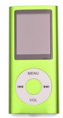 PTC Mart New Series MP4 Player(Green, 1.8 Display)