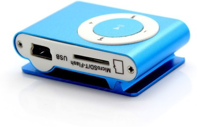 ChinuStyle Mini MP3 Player(Multicolor, .5 Display)