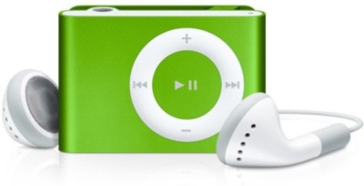 Yuvan Boom HQ Metallic Body MP3 Player(Green, 0 Display)