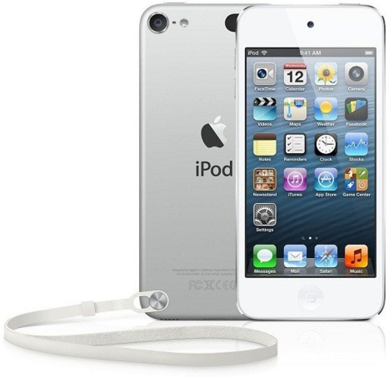 Apple iPod Touch 6th Generation,2015 Edition,A1574 32 GB(Silver, 4 Display)