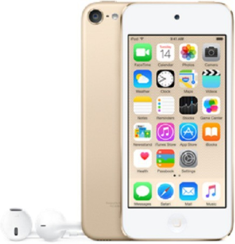 Apple iPod Touch 16GB 6th Generation 16 GB(Gold, 4 Display)
