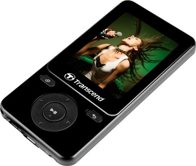 Transcend TS8GMP710K 8GB MP3 Player