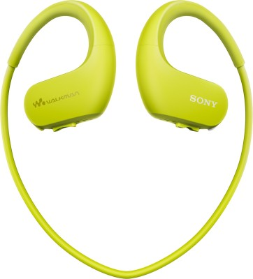 Sony NW-WS413 4 GB MP3 Player(Green)