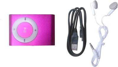 PTCMart Mp0005 MP3 Player(Pink, 0 Display) at flipkart