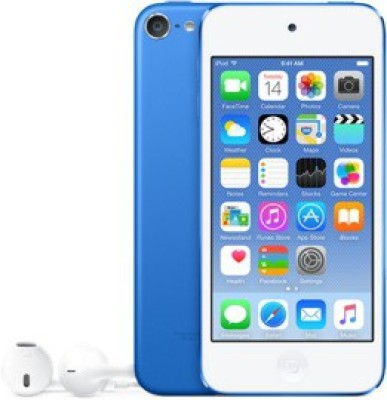 Apple iPod MKHV2HN/A 32 GB(Blue, 4 Display)