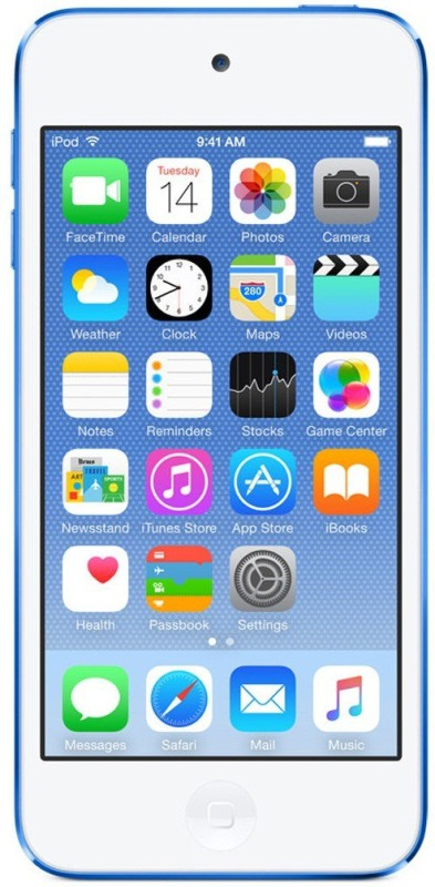 Apple iPod iPod Touch 32GB 6th Generation 32 GB(Blue, 4 Display)