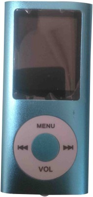 PTCMart MP01268 MP4 Player(Blue, 2.4 Display)