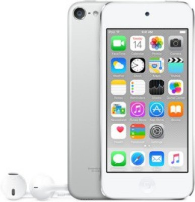 Apple iPod MKHX2HN/A 32 GB(Silver, 4 Display)