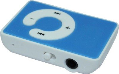 PH Artistic C Design Mini MP3 Player with 8GB Card CW8 003 8 GB MP3 Player(Blue, 0 Display)