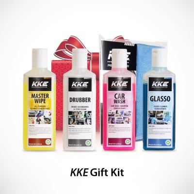 KKE Car care Kit Combo