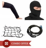 Speedwav 1 Balaclava, 1 Arm Sleeves, 1 B...