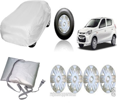 gurman good's CAR BODY COVER AND WHEEL COVER Combo