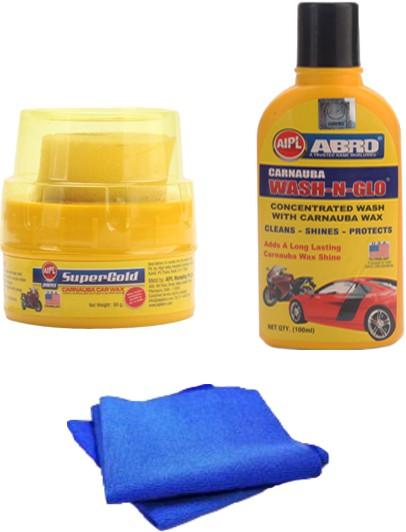 Flipkart - Shampoo, Polish & Microfibre Cloth Just Rs 249