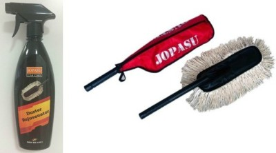 Jopasu Wed & Dry Duster, Duster & Cloth Rejuvenator Combo