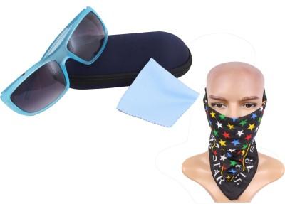 Sushito Rider Goggle and Headwrap Combo